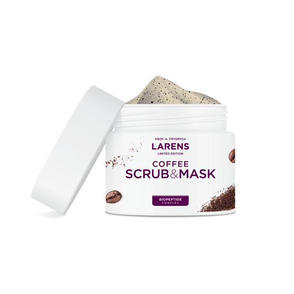 COFFEE SCRUB & MASK 200 ML